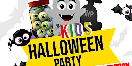 Creative Trap Customs 2nd Annual Kids Halloween Party tickets
