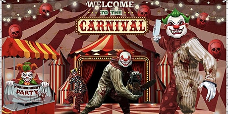 Carnival Haunted Car Wash tickets