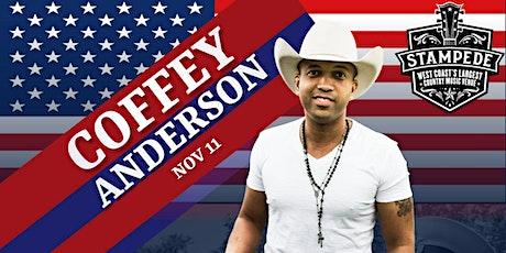 Coffey Anderson tickets