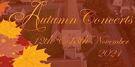 All Hallows Autumn Concert - Saturday 13th November tickets