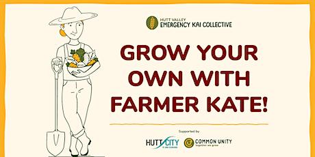 Grow Your Own Kai tickets