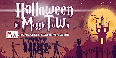Halloween - 2000er, 90er, 10er  Grusical Party Tickets