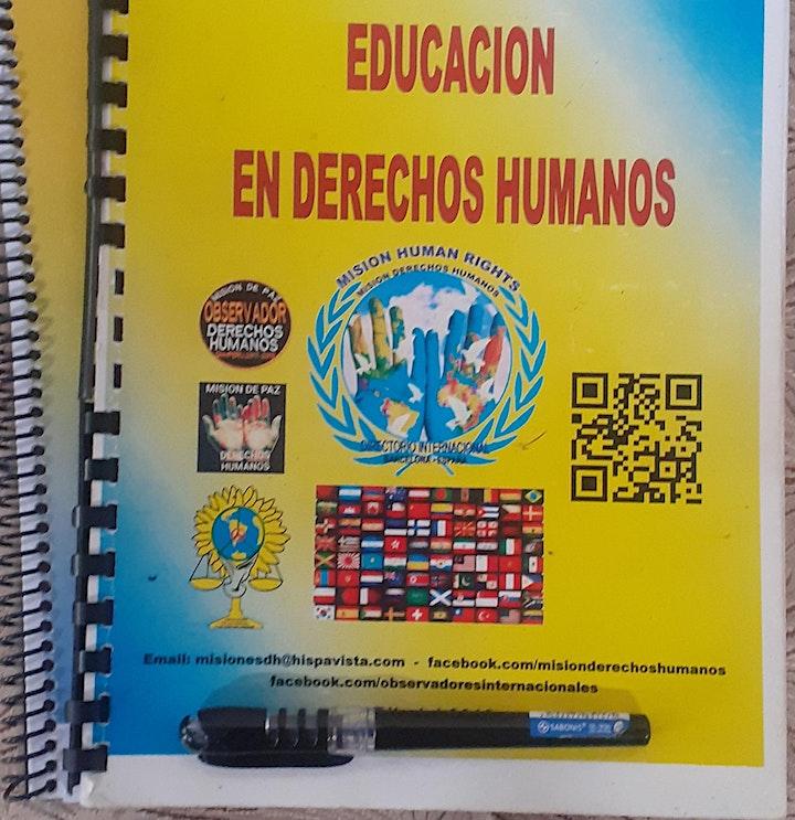 Imagen de CURSO INTERNACIONAL: EDUCACIÓN EN DERECHOS HUMANOS / EDUCATION IN HR