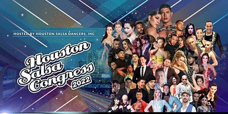 Houston Salsa Congress 2022 with The MOB tickets