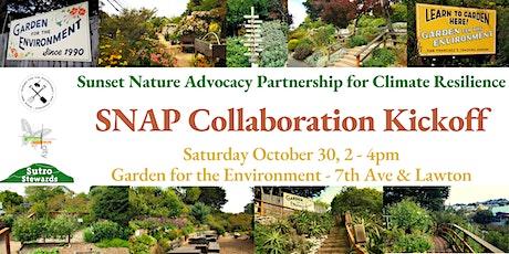 SNAP Collaboration Kickoff tickets