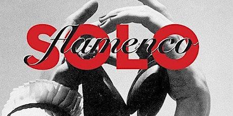 Amsterdam / SOLO FLAMENCO / Concert tickets