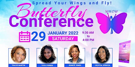Butterfly Conference tickets