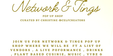 Network & Tings tickets