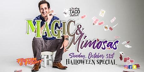 Magic & Mimosas tickets