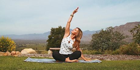 Monday Sunset Yoga &  Sound Meditation with Lyndsay Pennington 11-1-2021 tickets