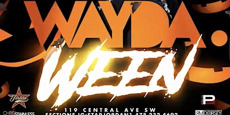 JaydaWeen Halloween Saturday hosted by Jayda @ Opium tickets