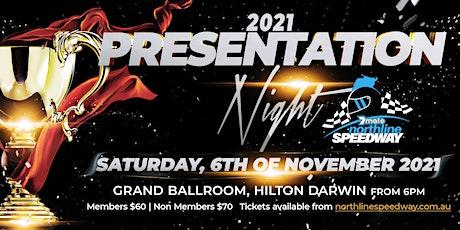 2021 DSRDA Presentation Night tickets