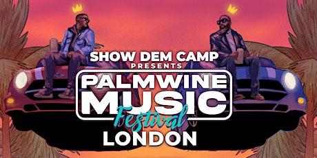 Palmwine Festival 2021 tickets