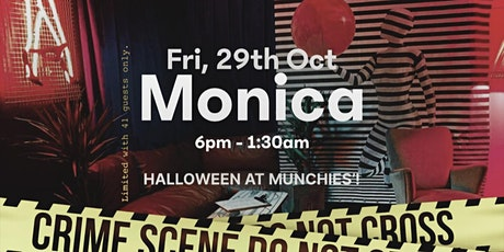 Halloween Party at Munchies' Craft tickets