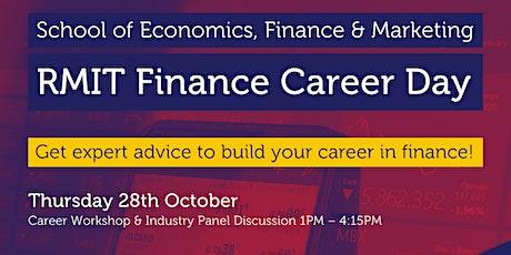 RMIT Finance Career Day tickets
