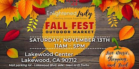 Fall Fest  - Outdoor Market tickets