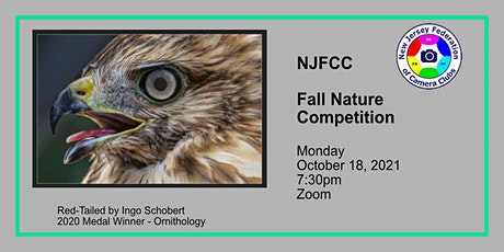 NJFCC Fall Nature Competition tickets
