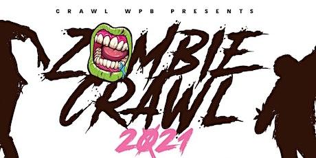 WPB Zombie Crawl 2021 tickets