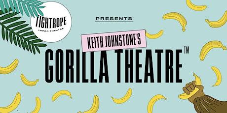 Gorilla Theatre tickets