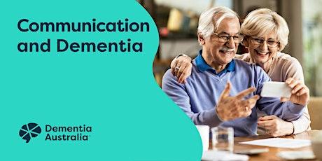 Communication and Dementia - Manjimup - WA tickets