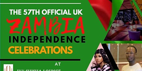 Zed Vibes - 57th Zambian Independence Celebration tickets