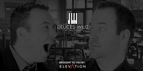 Deuces Wild Dueling Pianos tickets