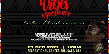 VIBES EXPERIENCE tickets