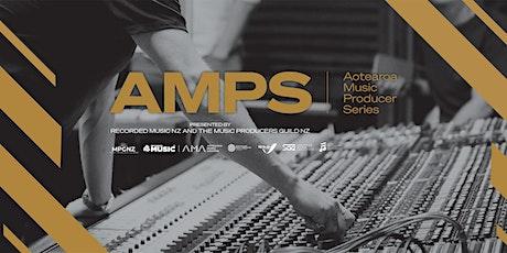 Aotearoa Music Producer Series 2021 - Auckland CBD tickets