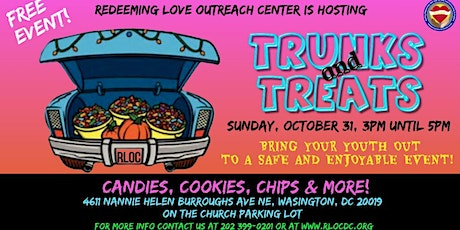 Trunks and Treats Community Event tickets