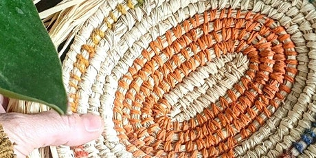 Basket Weaving Workshop tickets
