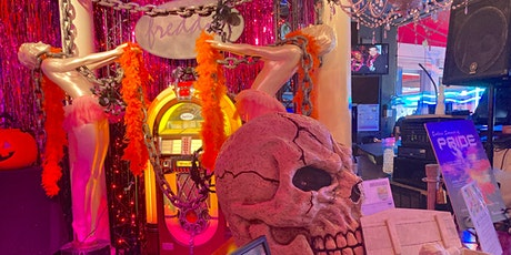Halloween Party @ Freddie's! tickets