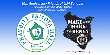 2021 Friends of LLM Banquet tickets