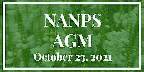 NANPS 2021 AGM tickets
