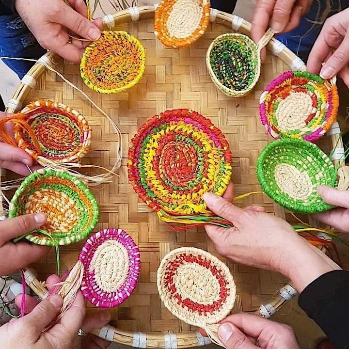 Basket Weaving Workshop image