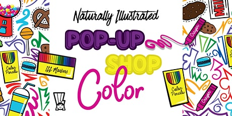 Pop-Up, Shop, and Color tickets