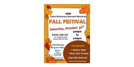 Fall Festival  tickets
