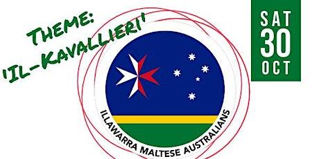 Illawarra Maltese Australians Virtual Party:  Il-Kavallieri tickets