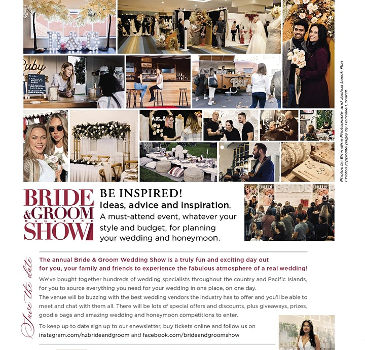 Bride & Groom Wedding Show 2022 image