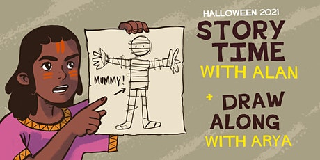 THE MUMMY DADDY: Halloween Storytime with Alan Tickets