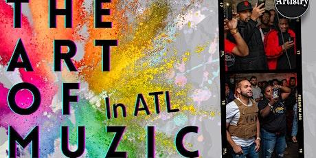 The Art of Muzic in Atlanta tickets