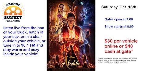 Saturday Big Screen Family Night! - Grande Sunset Theatre tickets