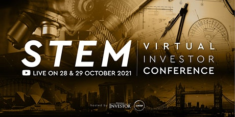 STEM Investor Conference tickets