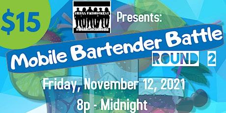 Mobile Bartender Battle tickets