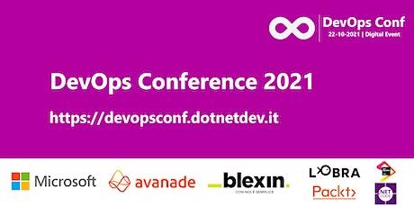 DevOps Conf 2021 biglietti
