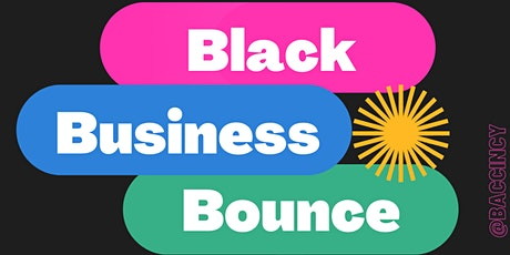 Black Business Bounce tickets