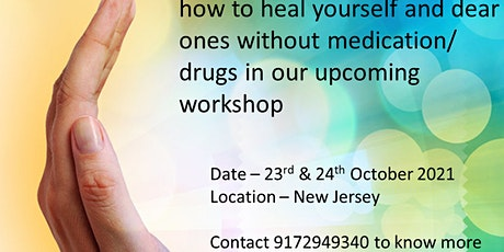 Basic pranic healing course - change your life tickets