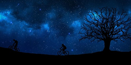 Magical BVRT Night Ride - Yarraman to Linville (42 km) tickets