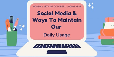 Social Media and Ways to Maintain Our Daily Usages tickets