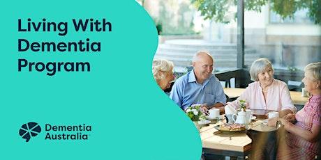 Living With Dementia Program - Online - NSW tickets
