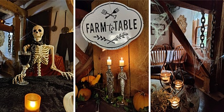 Eat, Drink & Be Scary | Gothic Dinner, Haunted Logding & Ghost Tours tickets